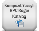 Kompozit Yüzeyli RPC Rogar
